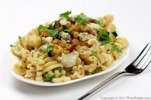 Blue Cheese Pasta Sauce Recipe