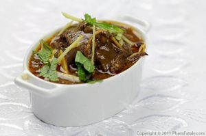 Nihari Recipe (Indian Lamb Stew)