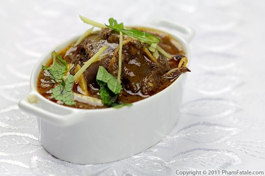 Nihari Recipe (Indian Lamb Stew) Recipe