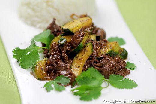 Vietnamese Oyster Sauce Beef Recipe (Thit Bo Xao) Recipe