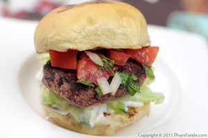 Masala Burger Recipe