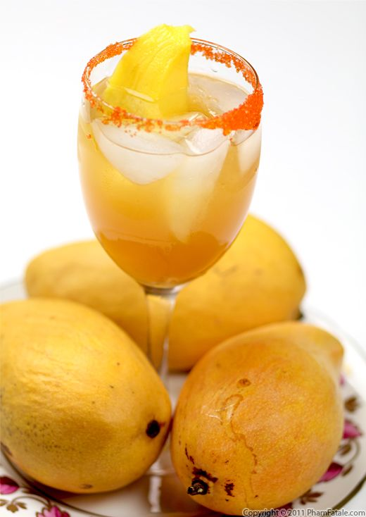 Mango Lemonade Recipe Recipe