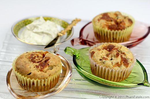 Savory Muffin Recipe with Picture