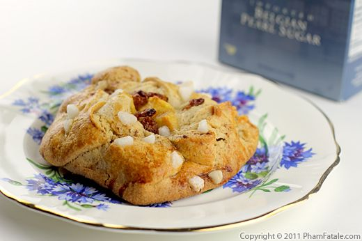 Apple Raisin Pie Recipe with Picture
