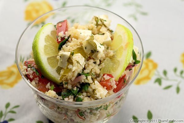 Tabouleh Recipe Recipe