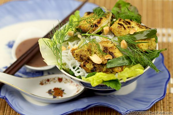 Cha Ca Thang Long Recipe: Vietnamese Dill Fish with Turmeric  Recipe