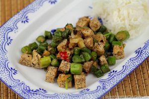 Tofu Asparagus Stir Fry Recipe