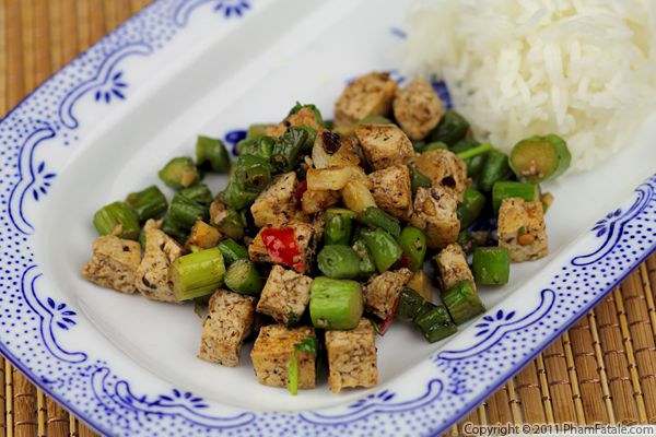 Tofu Asparagus Stir Fry Recipe Recipe