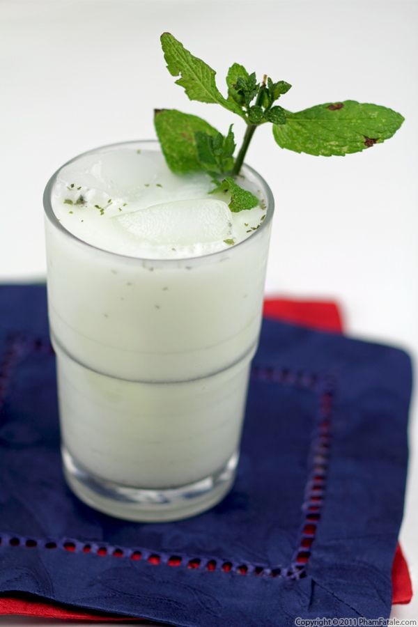 Doogh Recipe (Persian Yogurt Drink) Recipe