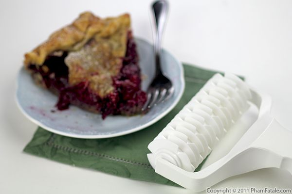 Plum Pie Recipe with Picture