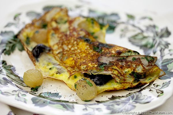 How to Make an Omelet Recipe