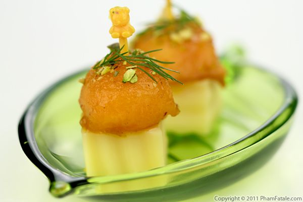 Melon Appetizer Recipe with Picture