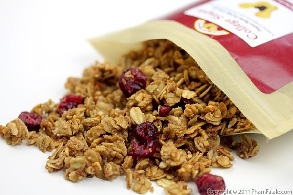 Cranberry Granola Recipe with Picture