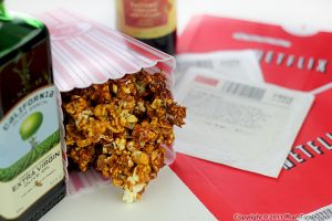 Balsamic Caramel Popcorn Recipe