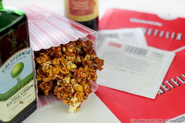 Balsamic Caramel Popcorn Recipe  Recipe
