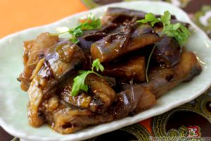 Spicy Eggplant Recipe