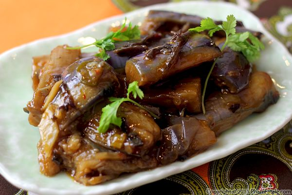 Spicy eggplant recipe pham fatale spicy eggplant recipe recipe forumfinder Images