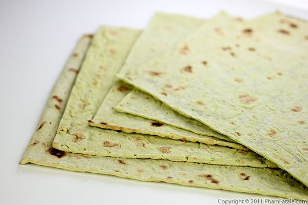 Lavash Bread Recipe with Picture