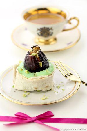 Fig Dessert Cup Recipe