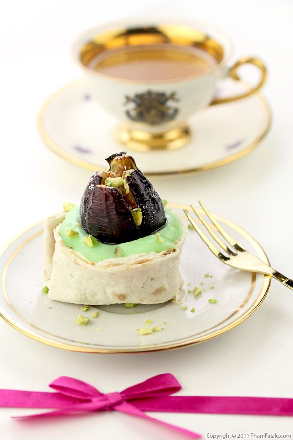 Fig Dessert Cup Recipe  Recipe