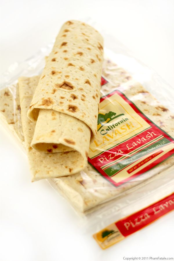 Pizza Lavash Recipe with Picture