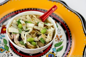 Chicken Lavash Soup Recipe (Tortilla Lime Soup)