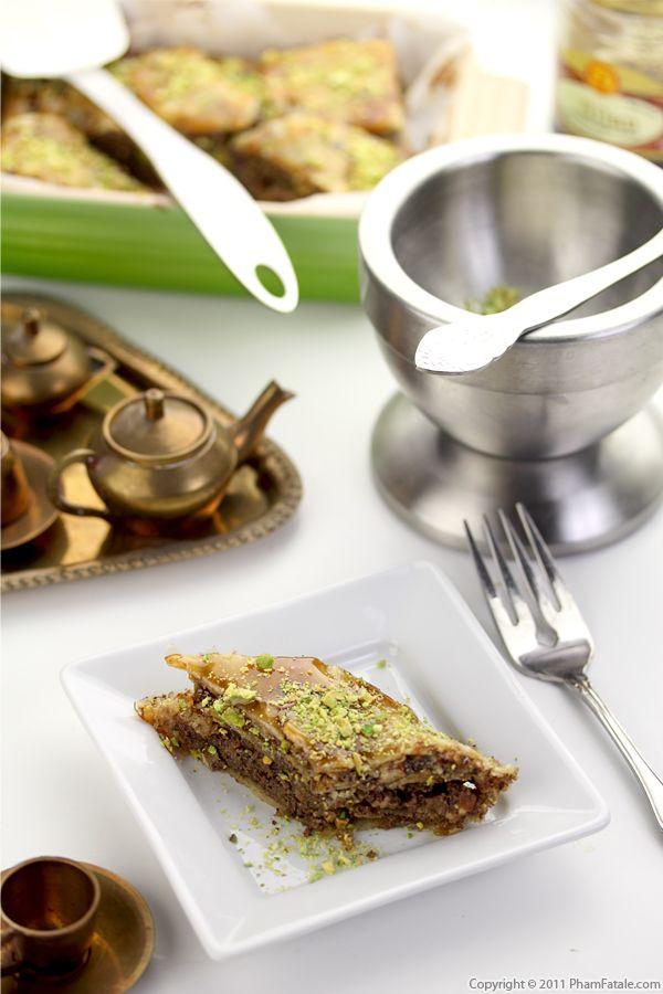 Baklavash (Baklava Recipe) Recipe