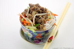 Bo Xao Xa Ot Recipe (Vietnamese Lemongrass Beef)