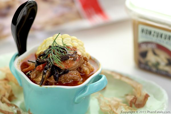 Seafood Soup Recipe with Picture