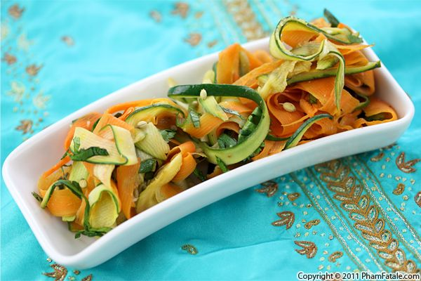 Warm Vegetable Salad Recipe Recipe
