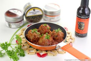 Lamb Meatball Recipe (Gluten Free Meatballs)