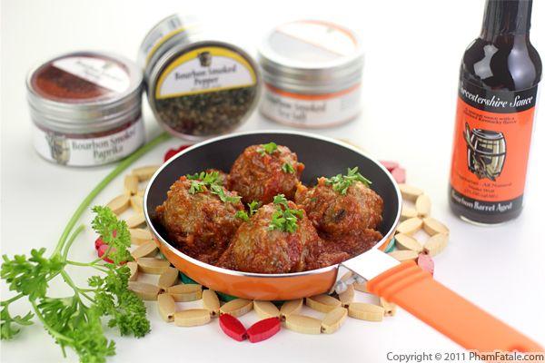 Lamb Meatball Recipe (Gluten Free Meatballs) Recipe