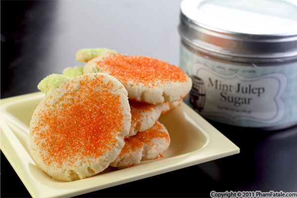 Chewy Sugar Cookies Recipe with Picture