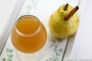 Pear Cider Recipe