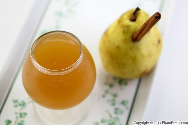 Pear Cider Recipe Recipe