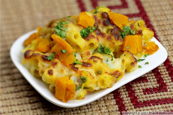 Pumpkin Mac and Cheese Recipe Recipe