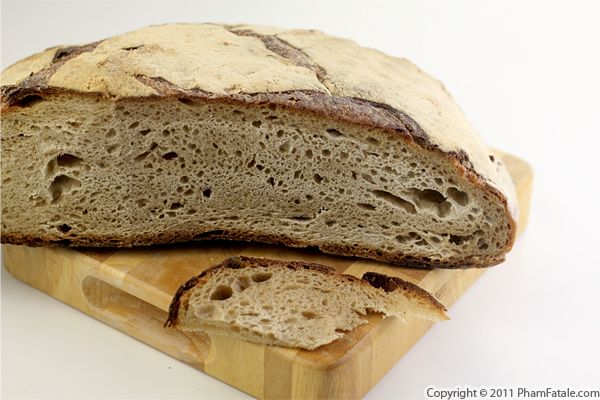 Poilane Bread Recipe with Picture