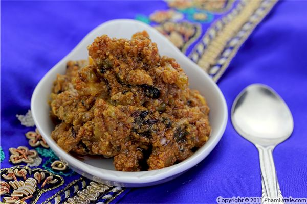 Karela Achar Recipe (+Giveaway) Recipe
