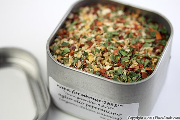 Seasoning Recipe with Picture