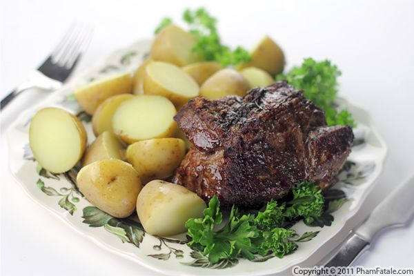Lamb Sirloin Roast Recipe (+Giveaway) Recipe