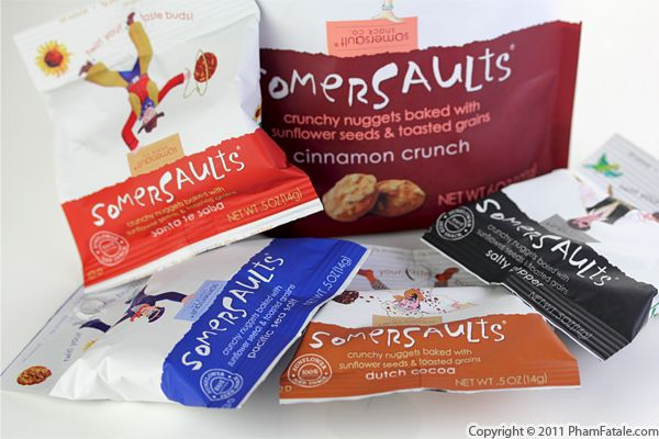 Somersault Snacks