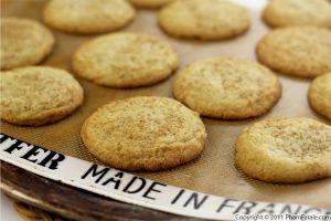 Snickerdoodles: Cinnamon Sugar Cookies (+Giveaway)