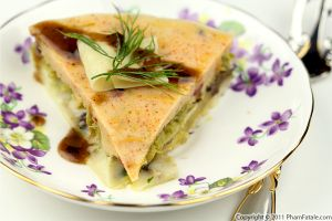 Vegetarian Terrine Recipe (+Giveaway)