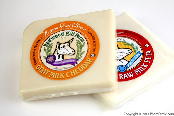 smoked goat milk cheddar cheese