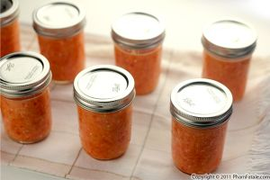 Habanero Chile Garlic Sauce Recipe