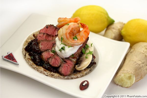 Ginger Citrus Rib-Eye Steak Soft Tacos (Steak Taco Recipe) - Pham ...