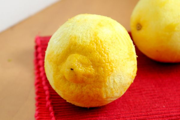 Lemon Cookie Recipe with Picture