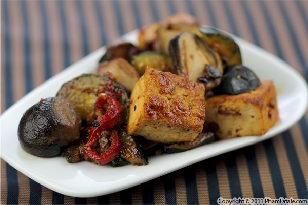 Tofu Stir Fry Recipe Recipe