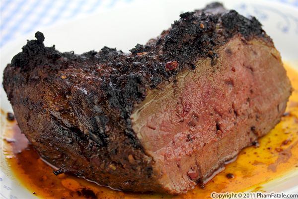 Tri Tip Roast Recipe with Picture