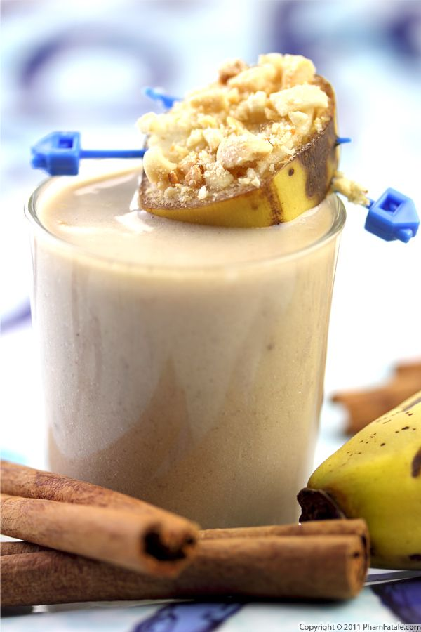 banana milk recipe with picture